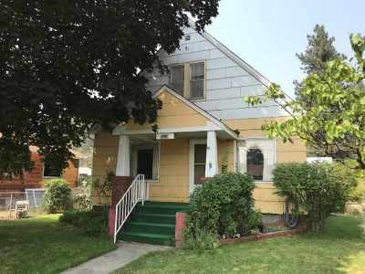 Single Family Home Sold: 1724 W Cleveland Ave