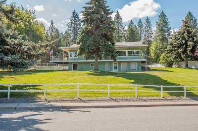 Spokane Valley Single Family Home New: 11020 E Ponderosa Dr