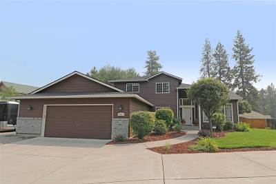 Mead Single Family Home For Sale: 15010 N Lowe Rd