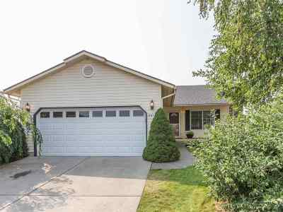 Spokane Single Family Home New: 2611 Oxford Cir