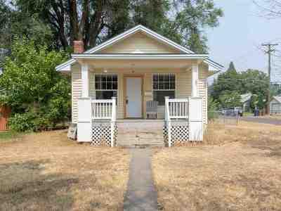 Spokane Single Family Home New: 3104 W Fairview Ave