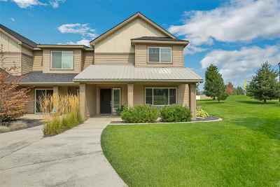 Spokane Single Family Home New: 8919 N Barnes Rd