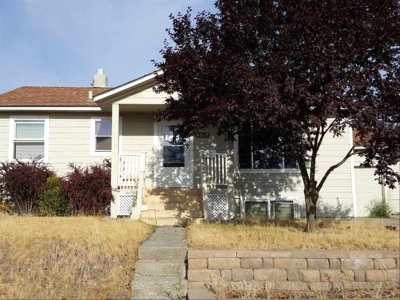 Spokane Single Family Home New: 5512 N F St
