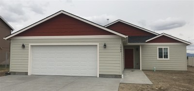 Spokane Single Family Home New: 625 E Canterbury