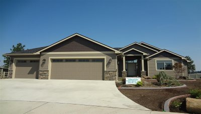 Spokane WA Single Family Home New: $449,950