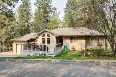 Spokane Single Family Home New: 9921 N Wieber Dr
