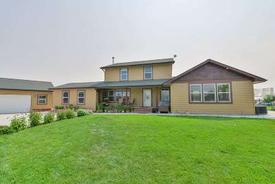 Single Family Home For Sale: 4669 #d Williams Valley Rd