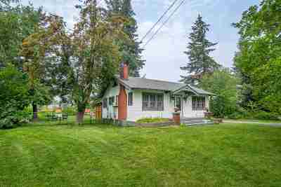 Spokane Valley Single Family Home New: 707 N Greenacres Rd