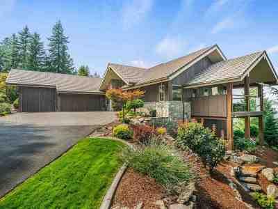 Veradale Single Family Home For Sale: 14907 E Aurora Ln