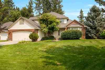 Spokane Single Family Home New: 5211 S Laurelhurst Ct