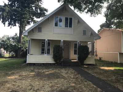 Spokane Single Family Home Chg Price: 314 E Crown Ave