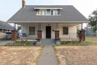 Spokane Single Family Home New: 2716 E Rowan Ave