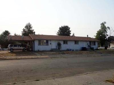 spokane Single Family Home New: 1738 E Queen Ave