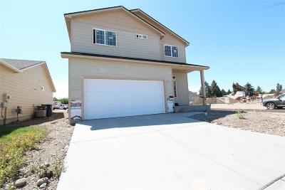 Spokane Valley Single Family Home For Sale: 20110 E 2nd Ave