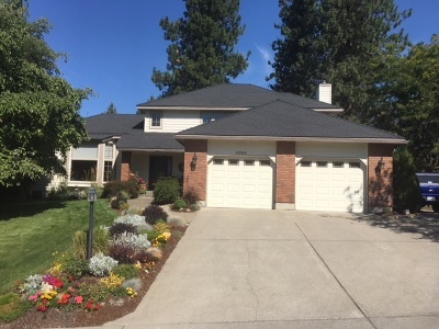 Spokane, Spokane Valley Single Family Home For Sale: 4908 W Howesdale Dr