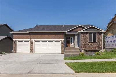 Spokane Valley Single Family Home Ctg-Inspection: 2624 S Seabiscuit Dr