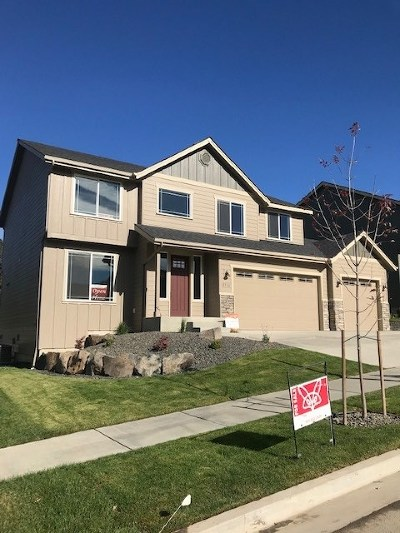 Spokane, Spokane Valley Single Family Home For Sale: 2716 S Seabiscuit Dr