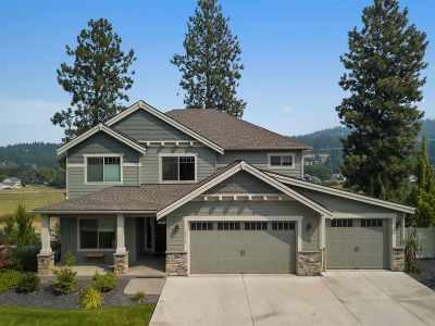 Spokane Valley Single Family Home Chg Price: 4315 S Saint Joe Ln