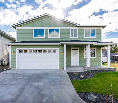 Spokane Valley WA Single Family Home Bom: $348,950