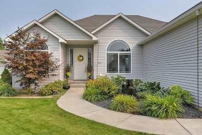 spokane Single Family Home For Sale: 3727 S Vercler Ln