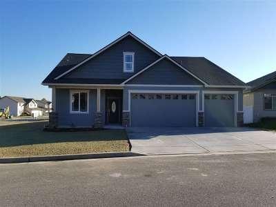 spokane Single Family Home For Sale: 9222 E Wabash Ct