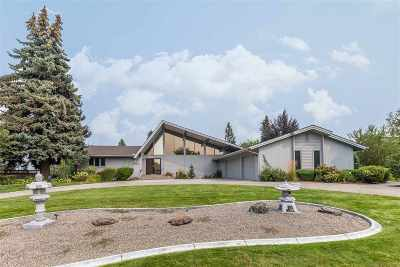 Spokane Single Family Home For Sale: 1025 S Carousel Ln