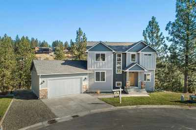 Spokane, Spokane Valley Single Family Home Bom: 7720 E Saphire Ln