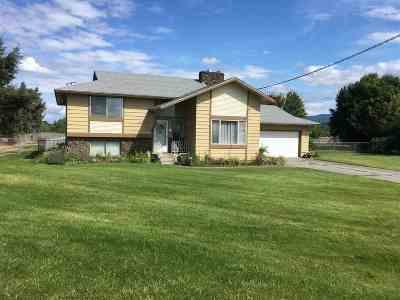 spokane Single Family Home For Sale: 4328 N Garry Rd