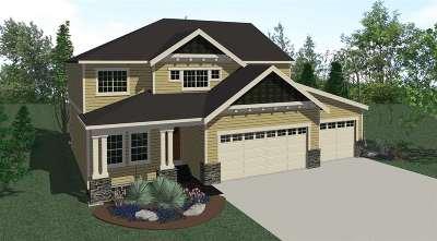 spokane Single Family Home For Sale: 134xx E Crown Ave
