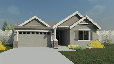 Spokane Valley Single Family Home For Sale: 134xx E Crown Ave