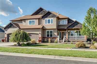 Spokane Single Family Home Chg Price: 4204 W Reese Ct