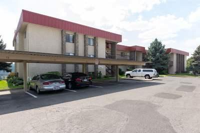 Spokane Condo/Townhouse For Sale: 164 S Coeur D'alene #C304