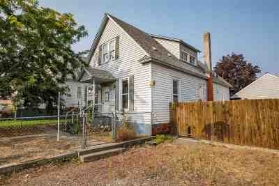 Spokane Single Family Home Ctg-Inspection: 4907 N Regal St