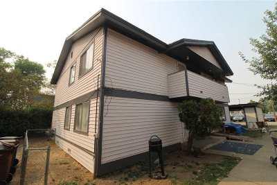 spokane Multi Family Home For Sale: 3007 E Central Ave