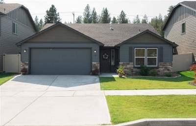 spokane Single Family Home Chg Price: 1327 N Rogue River St