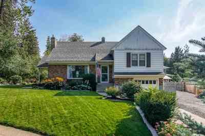 spokane Single Family Home For Sale: 2446 E North Altamont Blvd