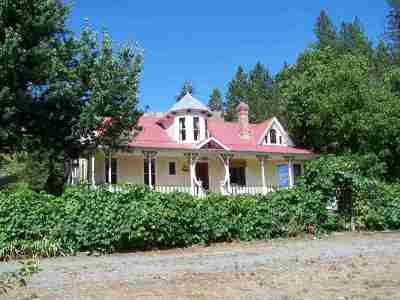 Spokane County, Stevens County Single Family Home Ctg-Other: 2555 Pleasant Valley Rd