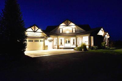 Spokane Single Family Home For Sale: 8015 N Jensen Rd