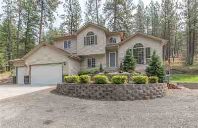 Mead Single Family Home Bom: 11821 E Heglar Rd