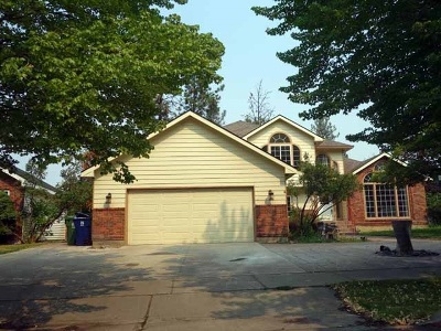 Spokane Single Family Home Chg Price: 5506 W Old Fort Dr