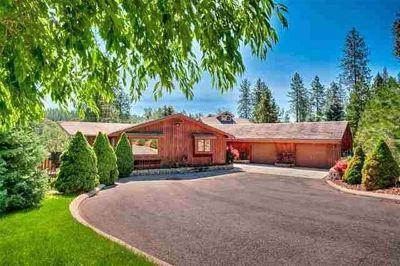 Spokane County, Stevens County Single Family Home For Sale: 16902 N Little Spokane Dr