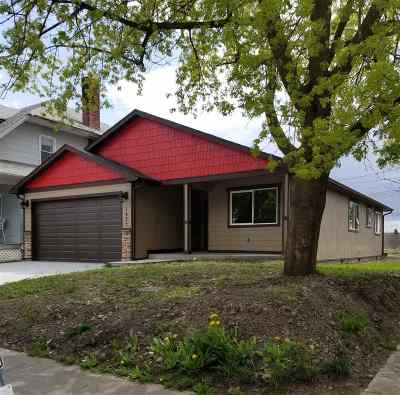 Spokane County Single Family Home For Sale: 1427 W Maxwell Ave