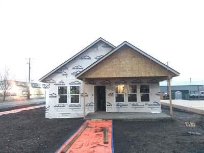 Spokane County Single Family Home For Sale: 2224 E Cataldo Ave #Parcel B