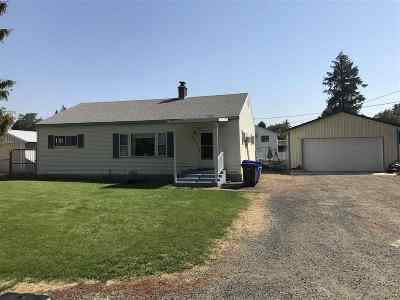 Single Family Home Ctg-Inspection: 218 N Bessie Rd
