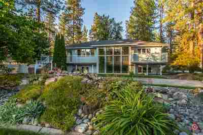 Nine Mile Falls WA Single Family Home Ctg-Inspection: $500,000
