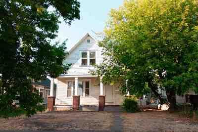 Single Family Home For Sale: 615 E Ermina Ave