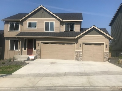 Spokane Valley Single Family Home For Sale: 2626 S Conklin Dr