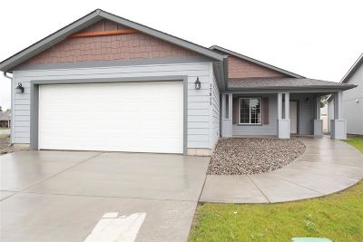 Spokane County Single Family Home For Sale: 8511 N Oak St