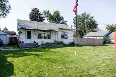 Spokane Valley Single Family Home For Sale: 11202 E Broadway Ave