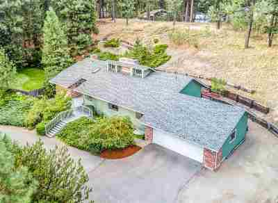 Spokane Single Family Home For Sale: 5013 S Marble Ct